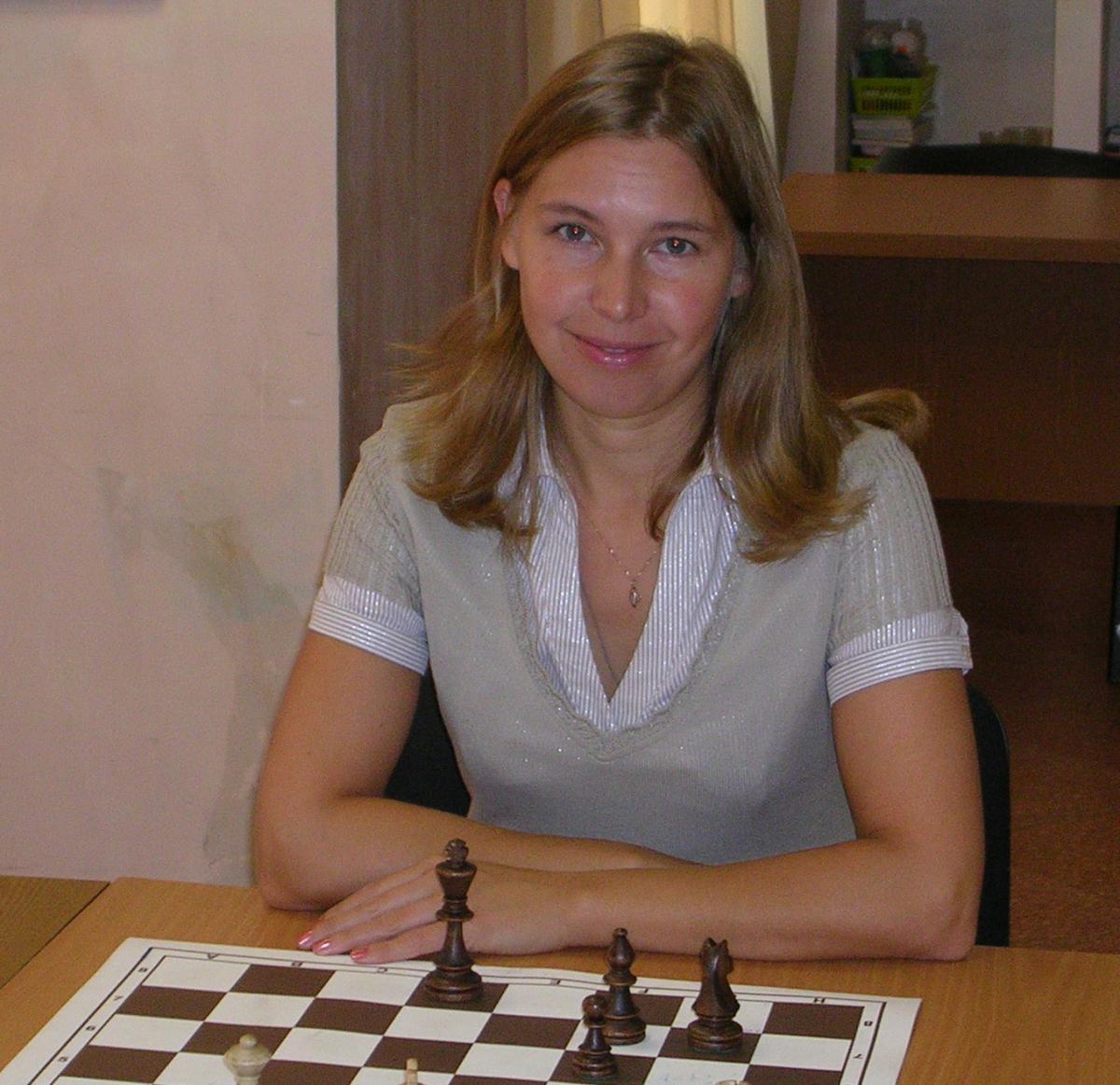 анна дорофеева шахматы